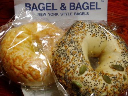 2005.3.7bagel&bagel
